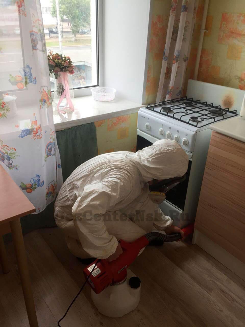 травля муравьев Новосибирск